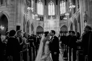 St Dominics San Francisco Wedding