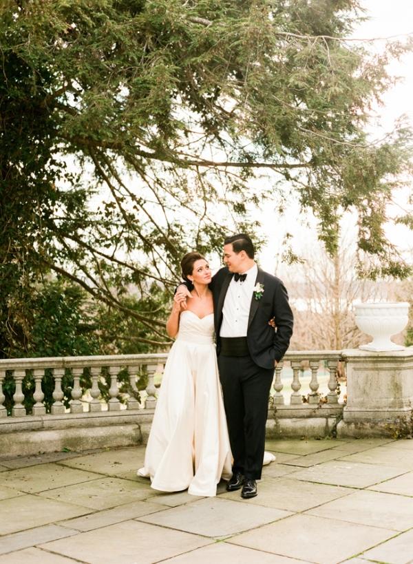 Tarrytown Estate House Wedding