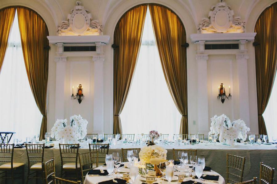 The Olympic Club San Francisco Reception Venue Elizabeth Anne