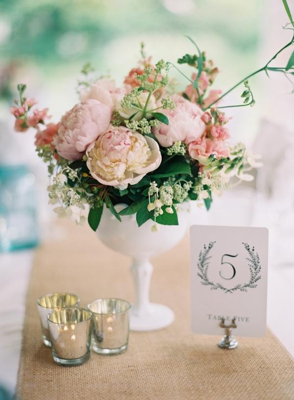 Vintage Style Floral Details