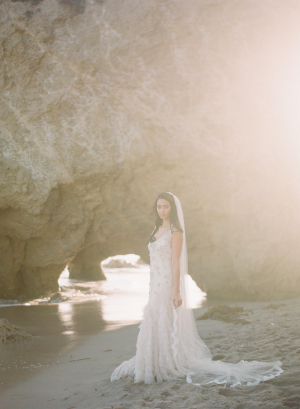 Beach Bridal Inspiration