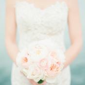 Bride in Anna Maier Gown