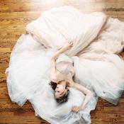 Bride in Blush