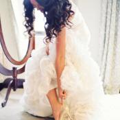 Bride in Enzoani