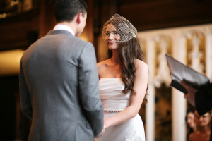 Ceremony at The Columbia Club