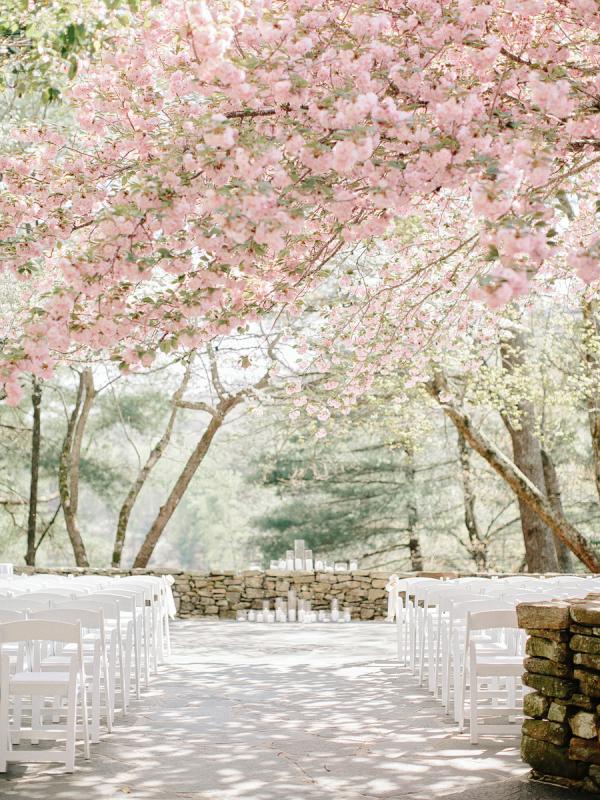 Cherry Blossom Wedding Elizabeth Anne Designs The Wedding Blog