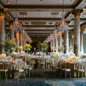 Chicago Hotel Ballroom Wedding