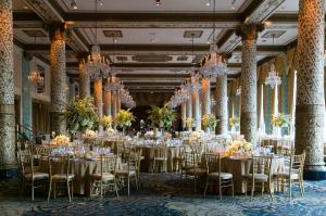 Chicago Hotel Ballroom Wedding