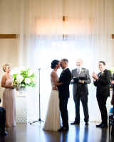 Chicago Ivy Room Ceremony