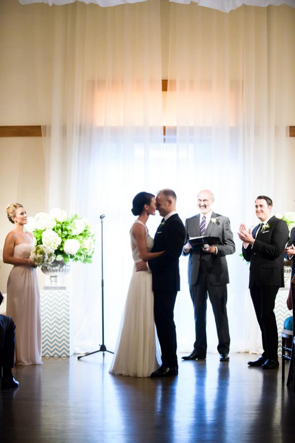 Chicago Ivy Room Ceremony