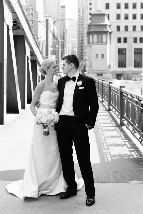 Chicago Wedding Portraits