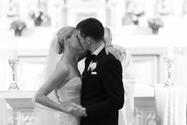 Chicago Wedding at St James Chapel