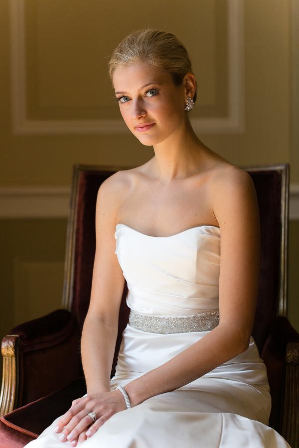 Classic Spring Bride