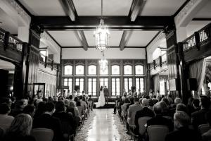 Columbia Club Wedding