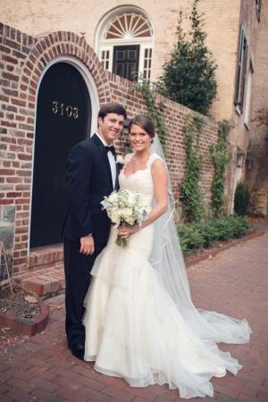 DC Wedding Audra Wrisley