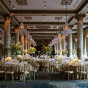 Elegant Chicago Ballroom Wedding