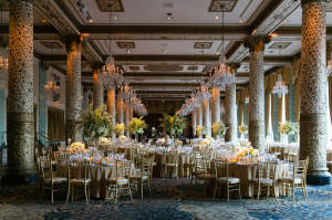 Elegant Chicago Ballroom Wedding