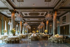 Elegant Wedding at the Drake