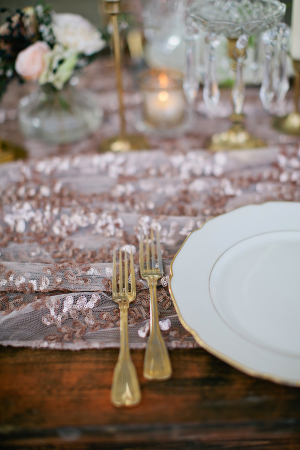 Goldware for Wedding