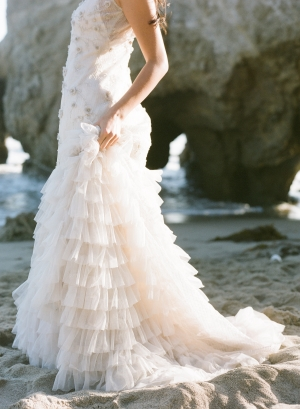 Gossamer Vintage Gown