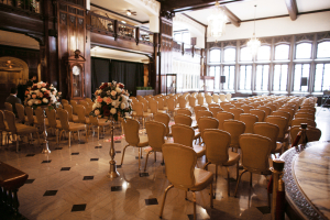 Indianapolis Wedding Columbua Club