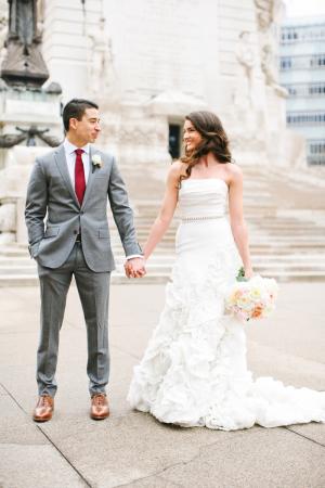 Indianapolis Wedding Megan W
