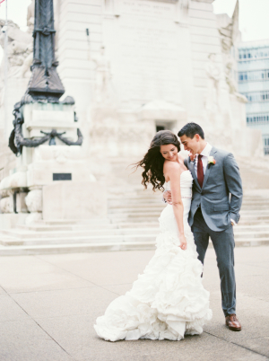 Megan W Wedding Portraits