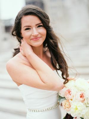 Modern Bride in Enzoani