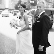 Modern Chicago Wedding
