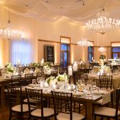 Modern Chicago Wedding Ivy Room