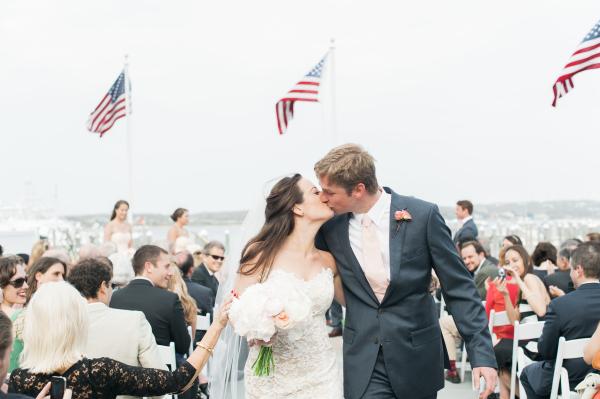 Montauk Wedding Ceremony