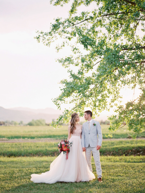 Orchard Wedding Inspiration