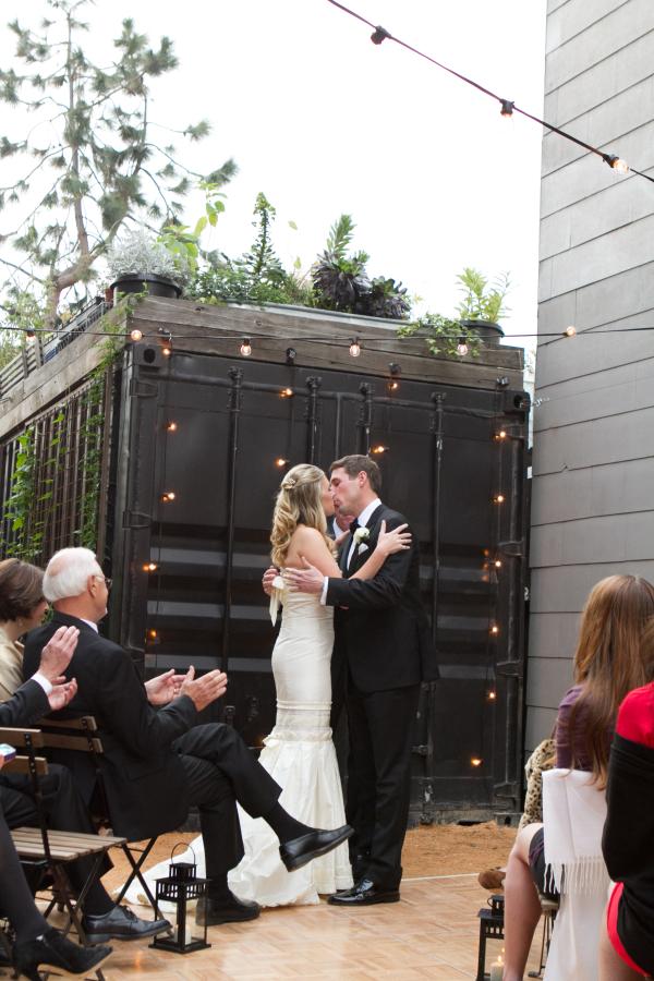Outdoor Wedding at Stable Cafe California Wedding Venue