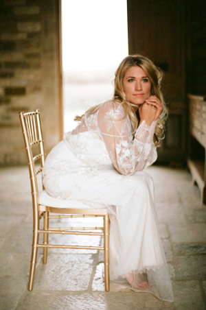 Peace Gown by Claire Pettibone