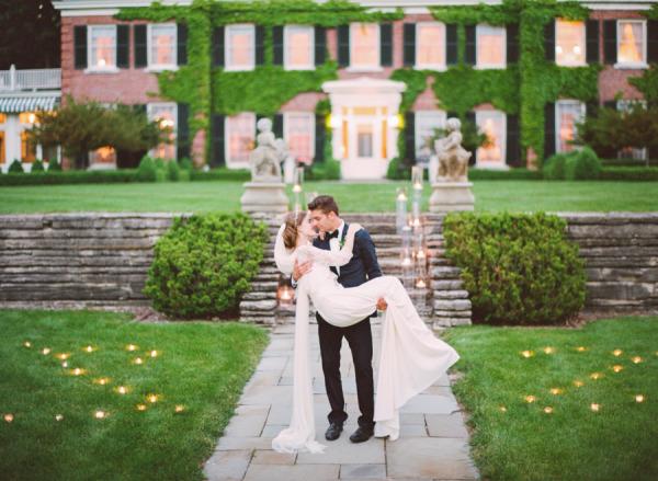 Romantic Springtime Wedding Inspiration