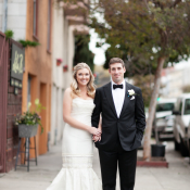 San Francisco Cafe Wedding