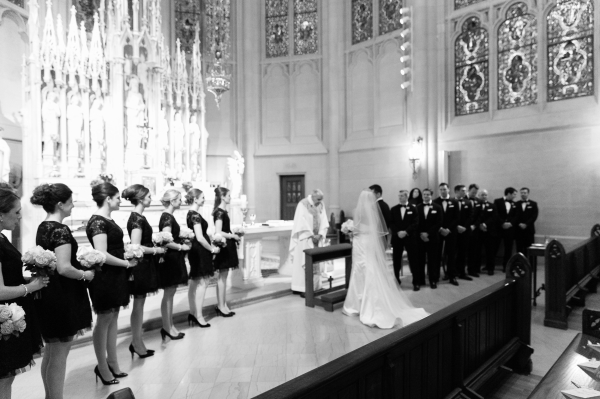 St James Chapel Chicago Wedding