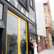 Stable Cafe San Francisco Wedding Venue