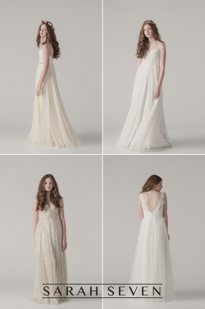Wedding Dresses by Sarah Seven