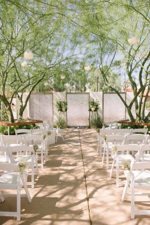 Alcazar Hotel Palm Springs Wedding 5