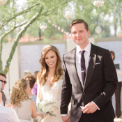 Alcazar Hotel Palm Springs Wedding 9