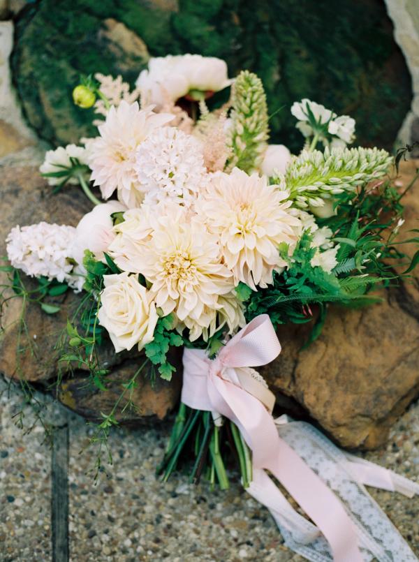Blush Dahlia Bouquet