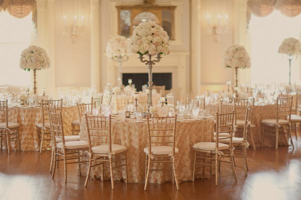 Blush and gold reception decor ideas elizabeth anne designs the blush and gold reception decor ideas junglespirit Images