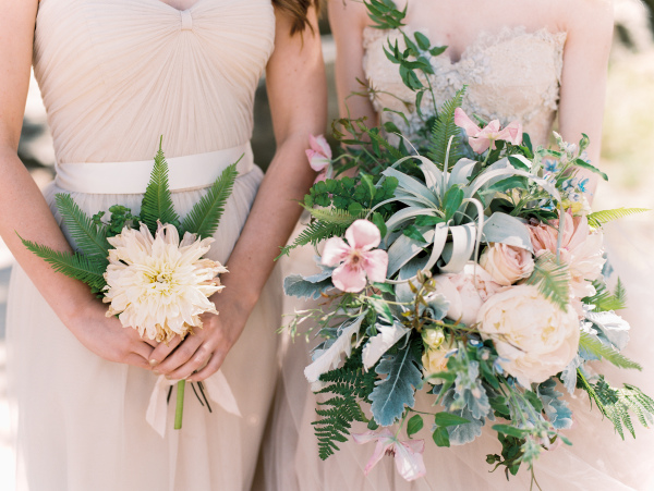 Bouquet with Airplants