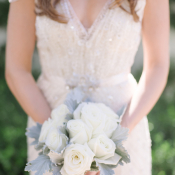 Bride in Jenny Packham Gown 3