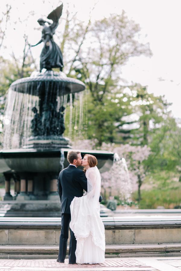 Central Park Boathouse Wedding 34