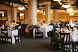 Chicago Modern Restaurant Wedding