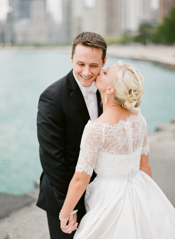 Chicago Spring Wedding
