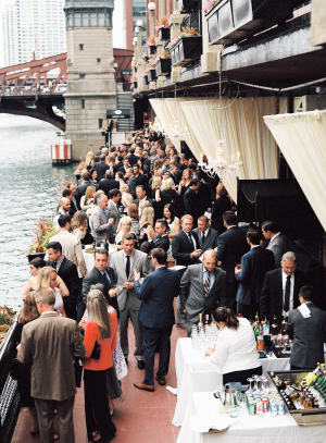 Chicago Wedding Fultons on the River