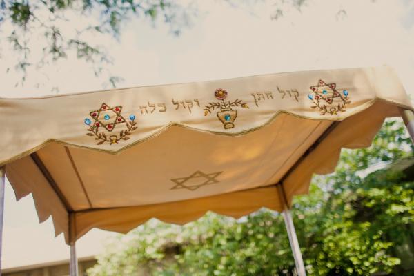 Chuppah Outdoor Wedding